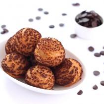 【幸福烘焙】脆皮巧克力泡芙